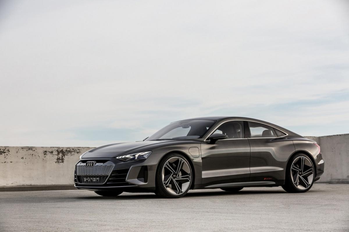audi etron GT concept car 02
