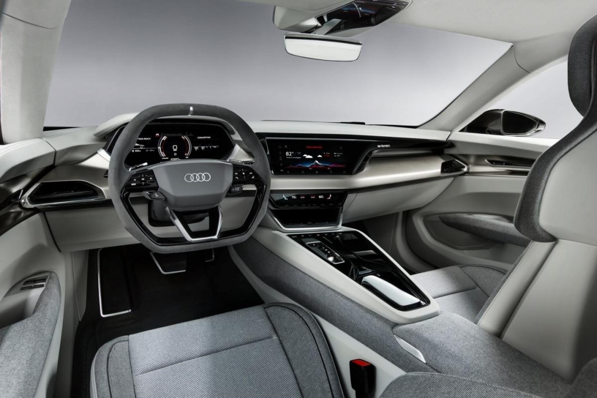 audi etron GT concept car 05