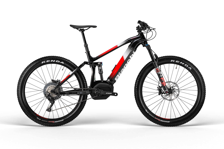 bianchi e-bike MTB 01