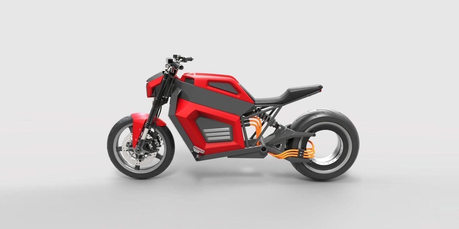 rmk electric motorcycle e2 1