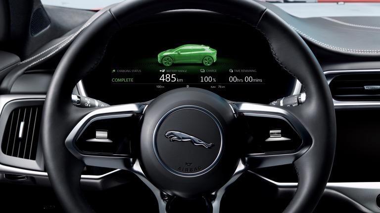 Jaguar I-Pace 11
