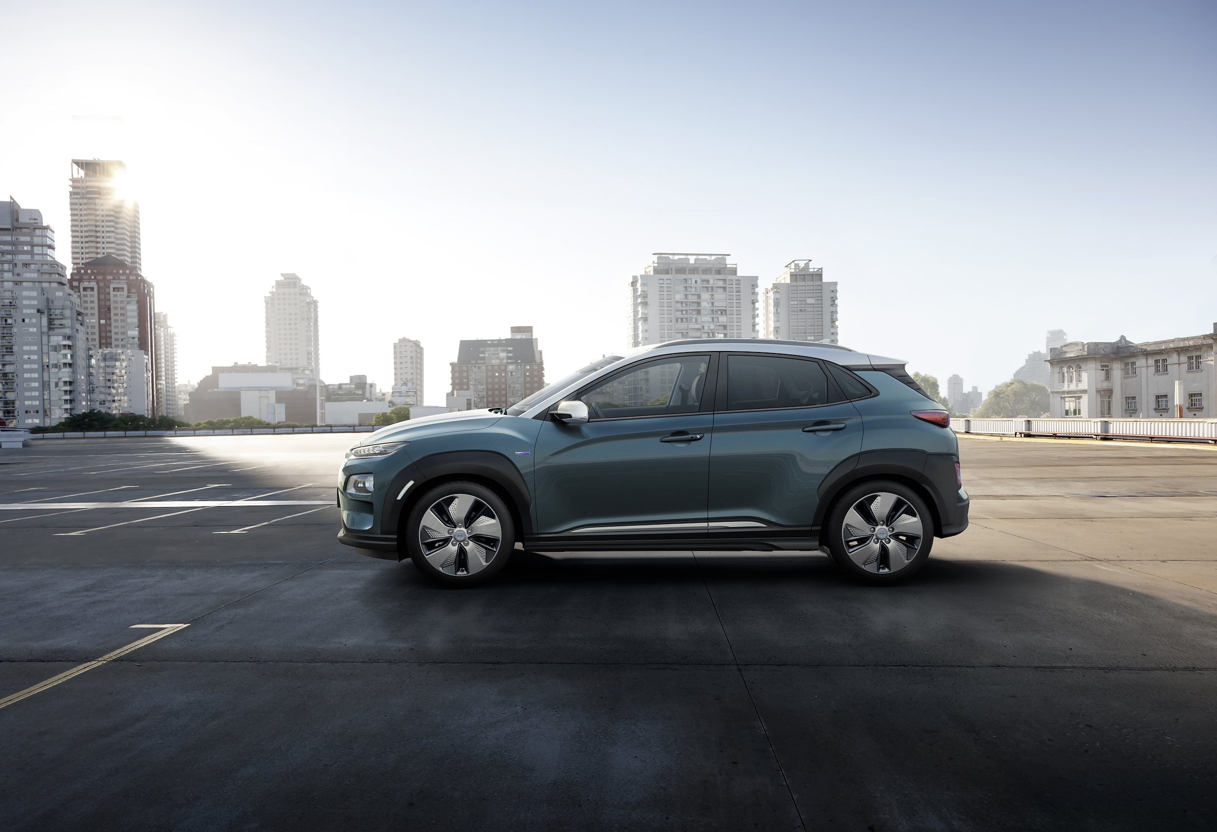 Hyundai Kona electric 01