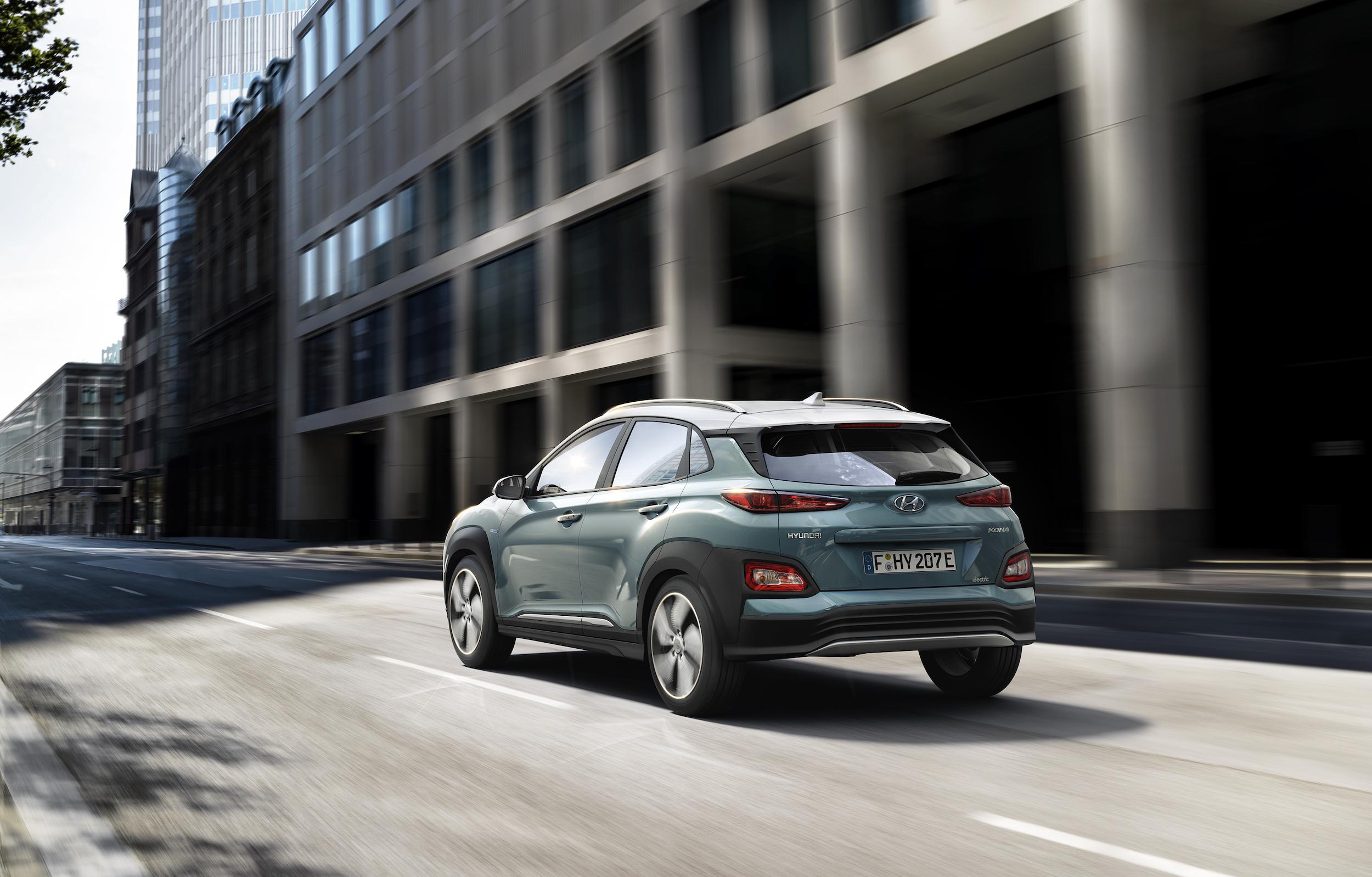 Hyundai Kona electric 02