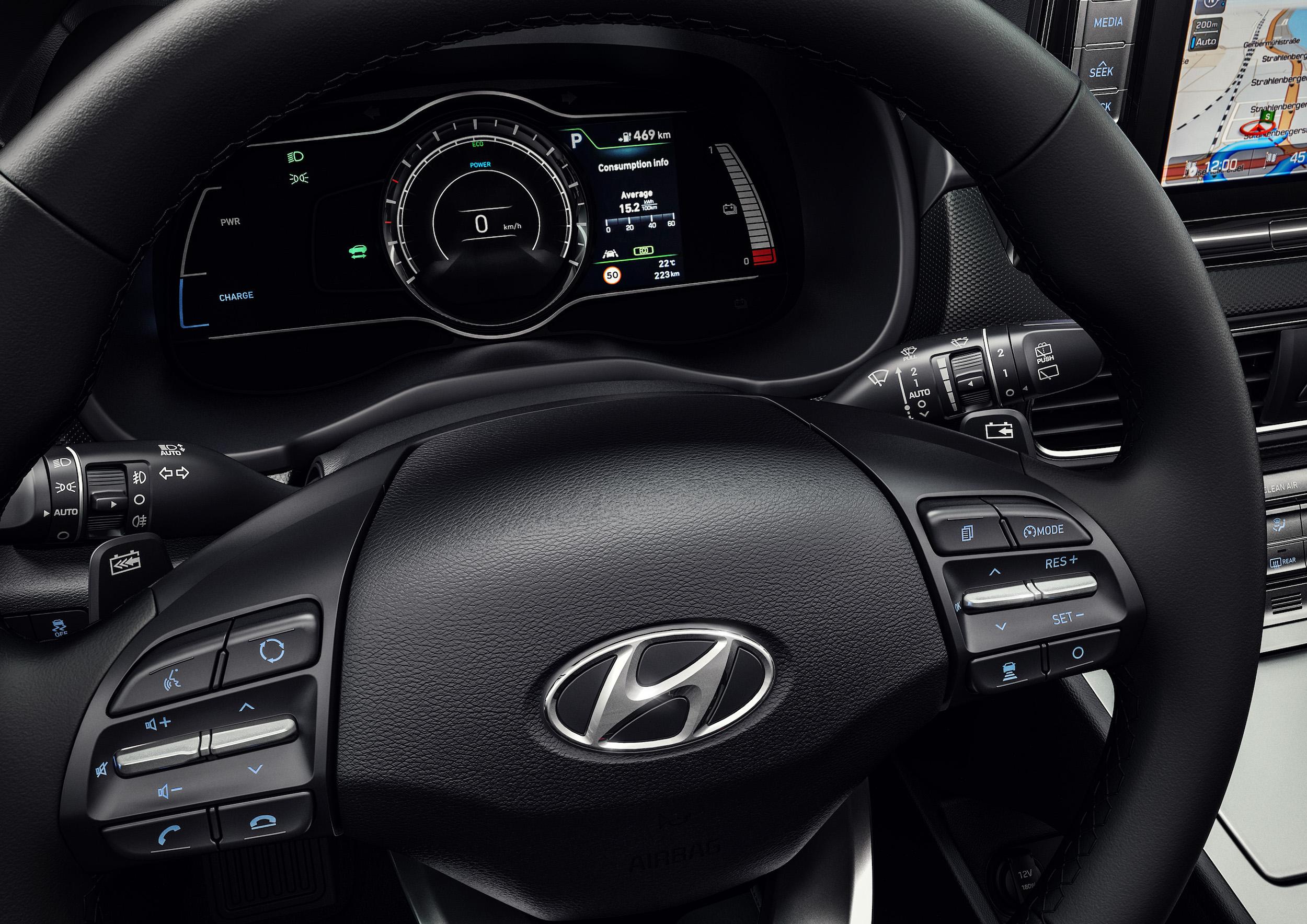 Hyundai Kona electric 05