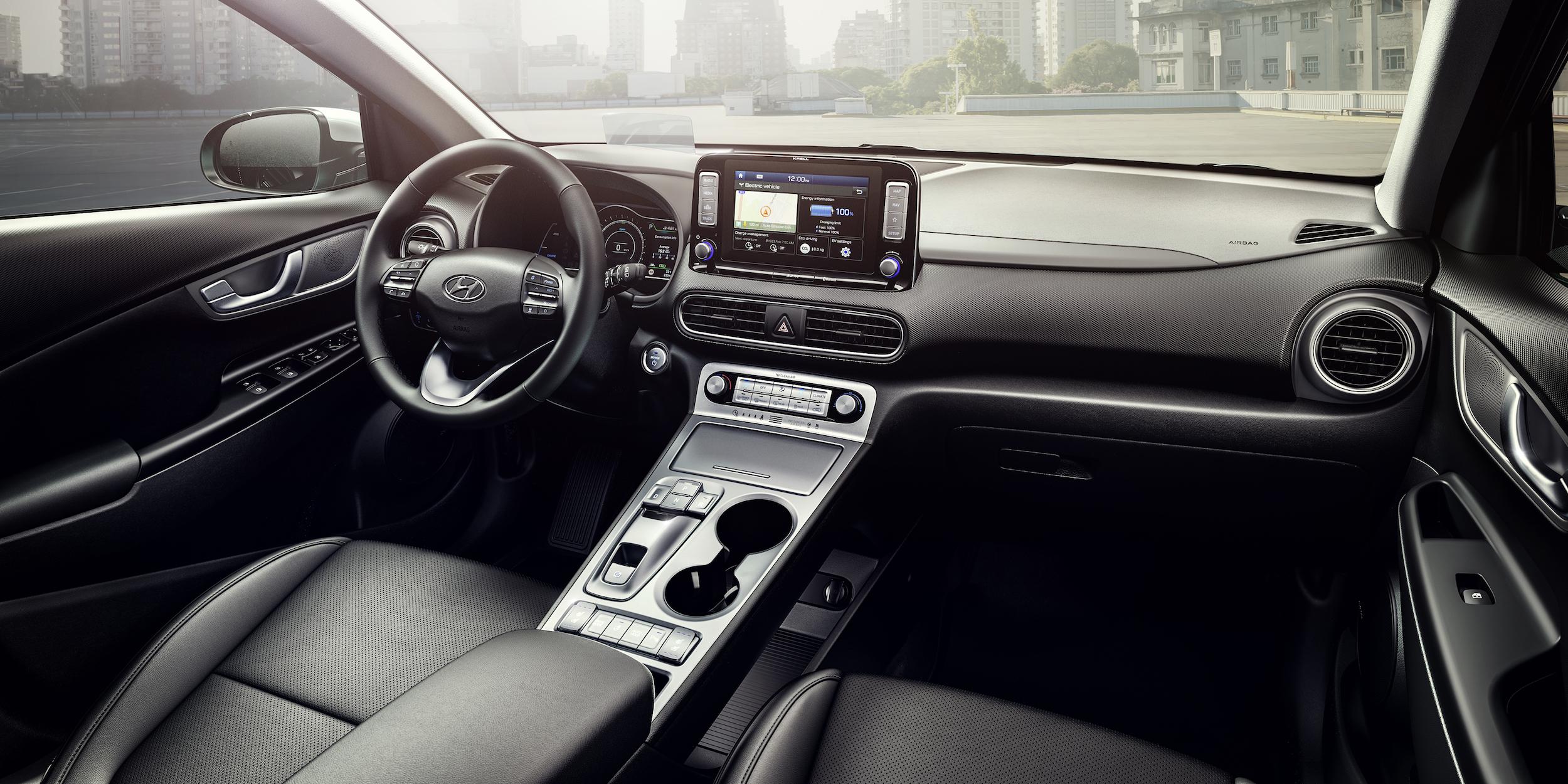 Hyundai Kona electric 06