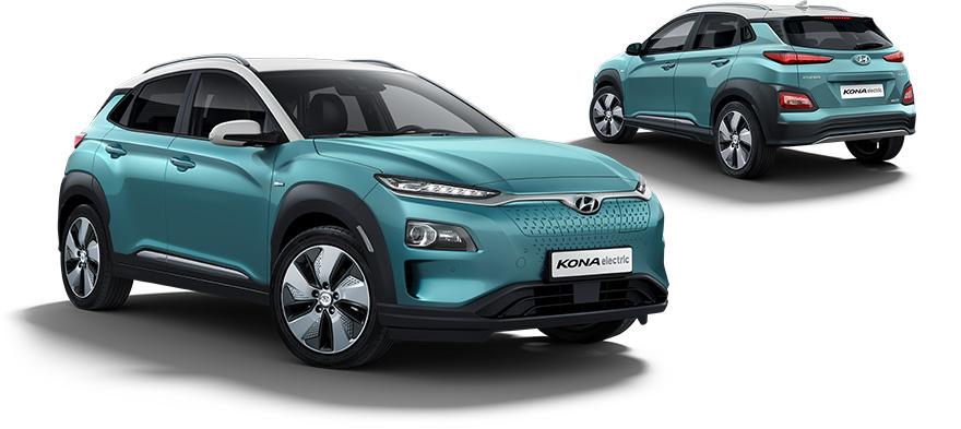 Hyundai Kona electric 07