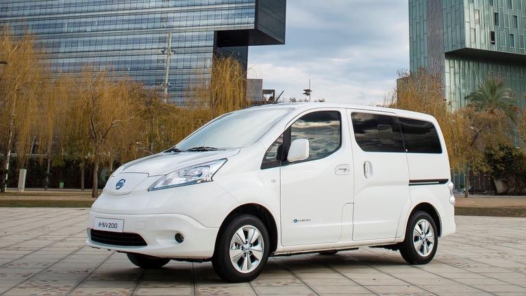 Nissan e nv200 evalia 05