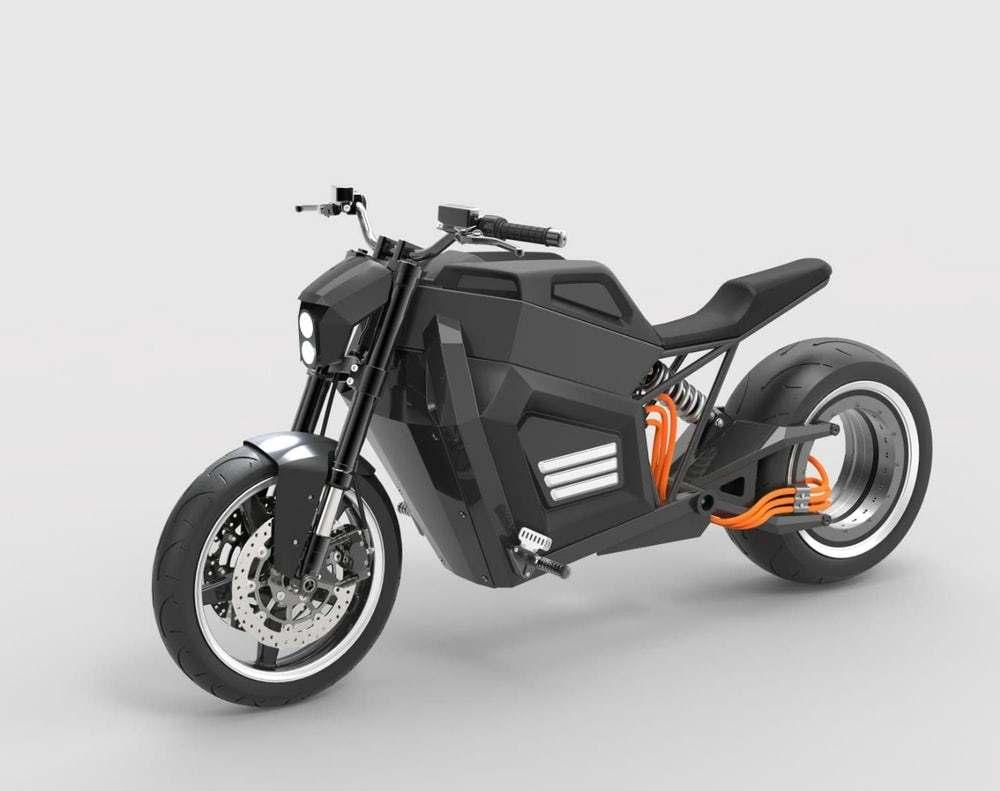 rmk electric motorcycle e2