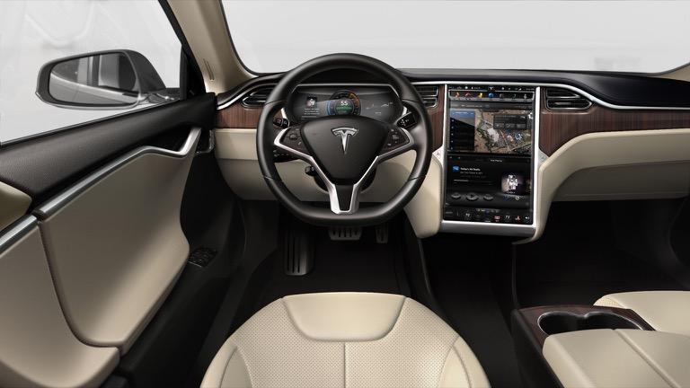 Tesla model S 09
