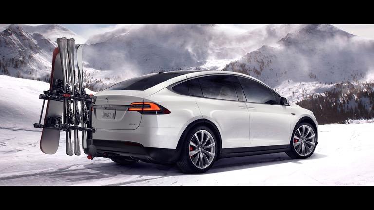 Tesla Model X 07