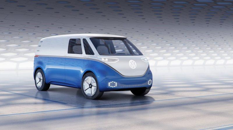 Volkswagen Brengt Elektrische Bestelwagen Met Nostalgische Touch