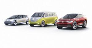 Volkswagen concept cars