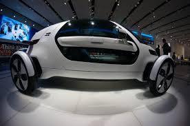 Lichtere elektrische auto's met koolstofbatterijen