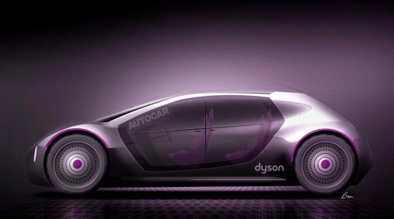 Rijden we binnekort met een Dyson?