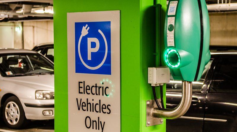 laadpunt voor elektrische wagens