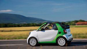 Smart EQ Cabrio