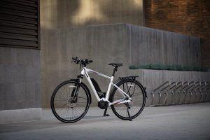 Yamaha elektrische fiets