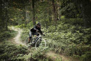 Yamaha elektrische mountainbike