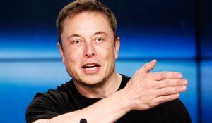 Elon Musk, topman van Tesla