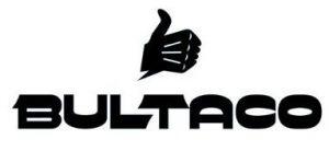 Logo Bultaco elektrische fietsen uit Spanje