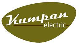 Logo Kumpan Electric, elektrische scooters uit Duitsland