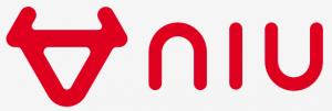 Logo Niu, elektrische scooters uit China