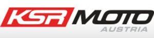 Logo KSR elektrische motoren uit Oostenrijk