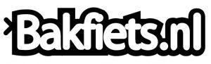 logo bakfiets nl fietsen Nederland