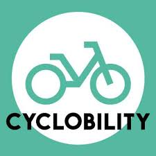 logo cyclobility fiets leasing