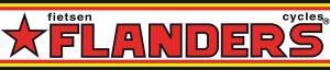 Logo Flanders fietsen België