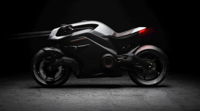 De Arc Vector electrical super bike