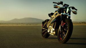 De 100% elektrische Harley Davidson LiveWire