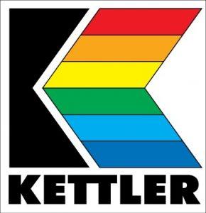 Logo Kettler, elektrische fietsen uit Duitsland