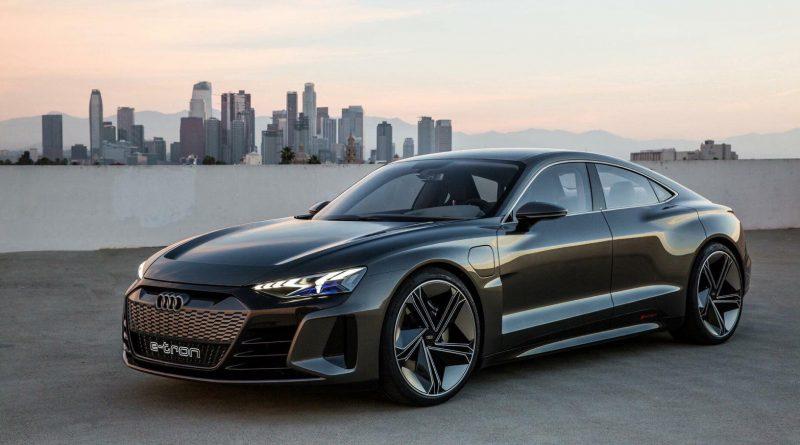 De Audi e-tron GT