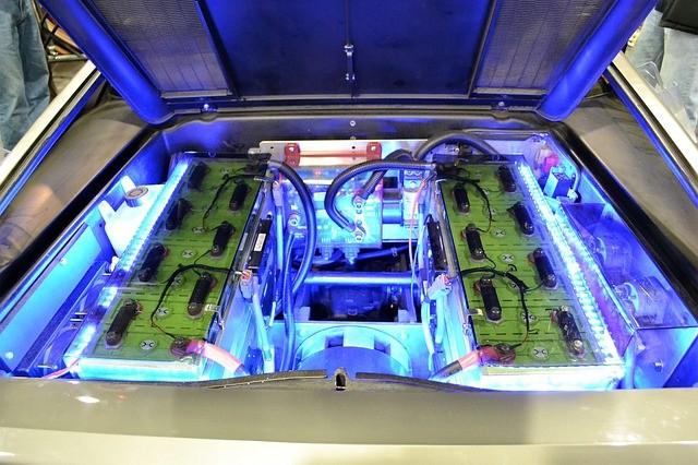 batterijen elektrische auto maken wagen toch niet meer vervuilend