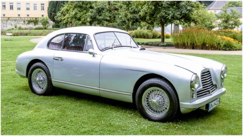 Aston Martin maakt oldtimers elektrisch.