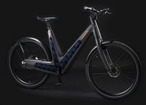 de Leaos Solar bike