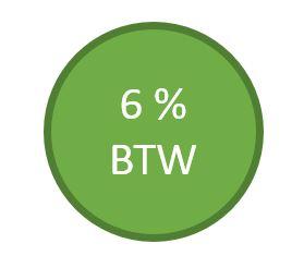 binnenkort 6% BTW op elektrische fietsen