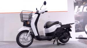 Honda Benly Elektrische scooter