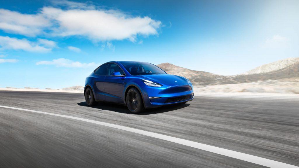 Te nieuwste Tesla: Model Y