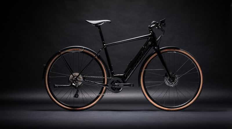 een cannondale quick Neo EQ