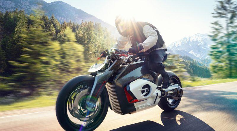 De BMW Vision DC Roadster een conceptoefening van BMW