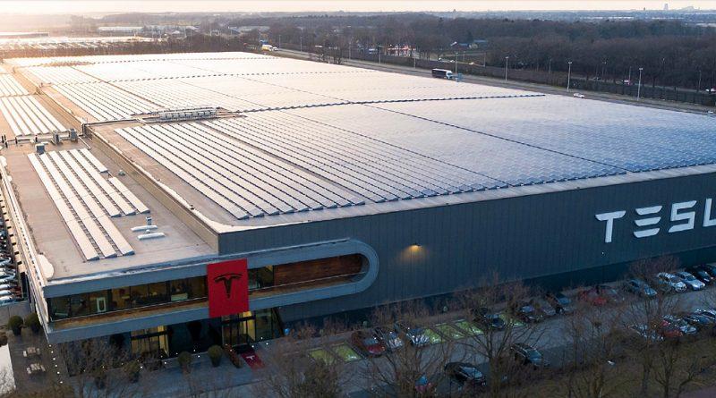 Gigafactory 4 Berlijn